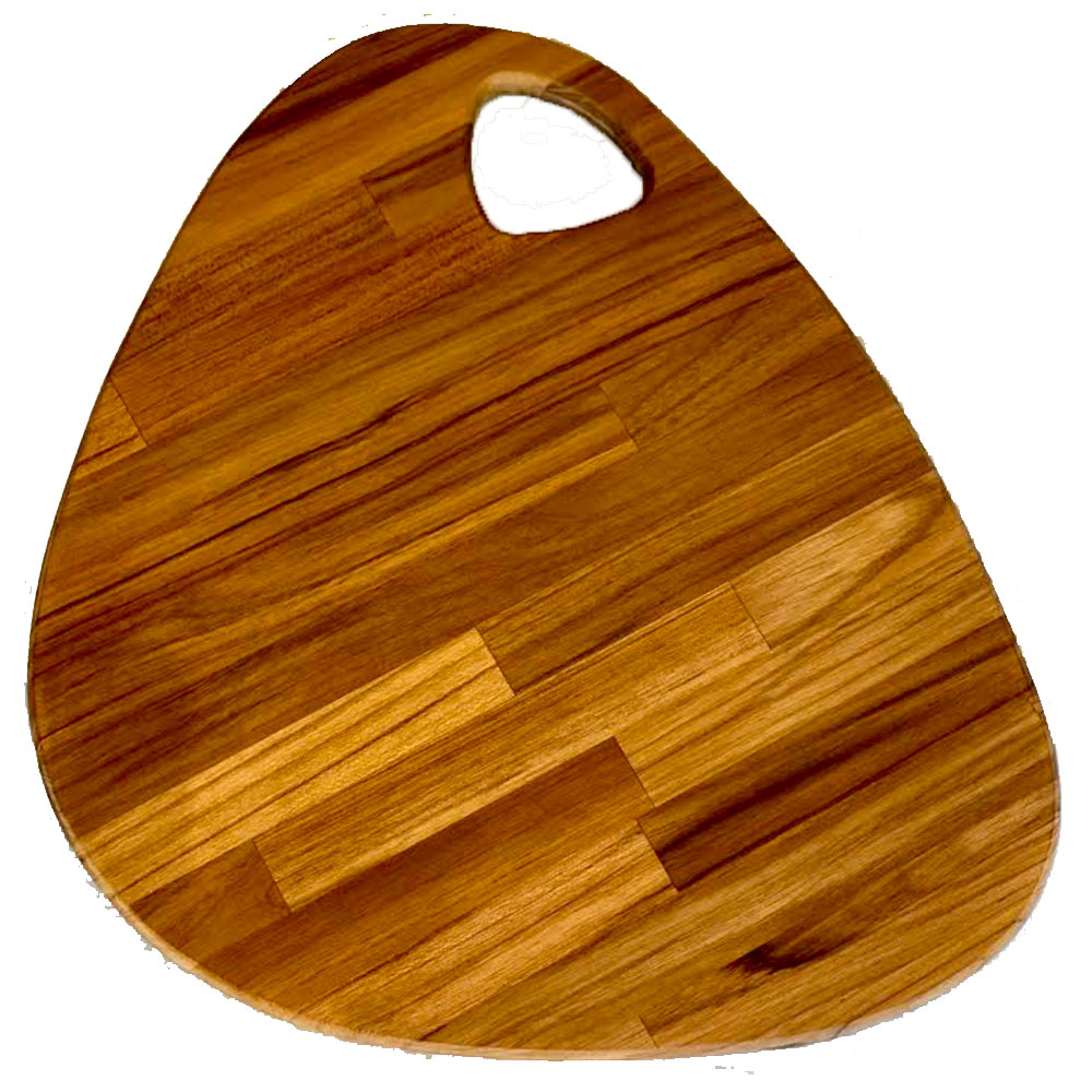 Tábua de madeira Paleta