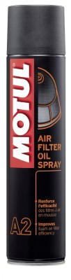 MOTUL A2 AIR FILTER OIL SPRAY 12X400ML