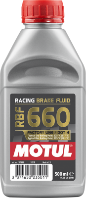 MOTUL RBF 660 FACTORY LINE 0.5 L