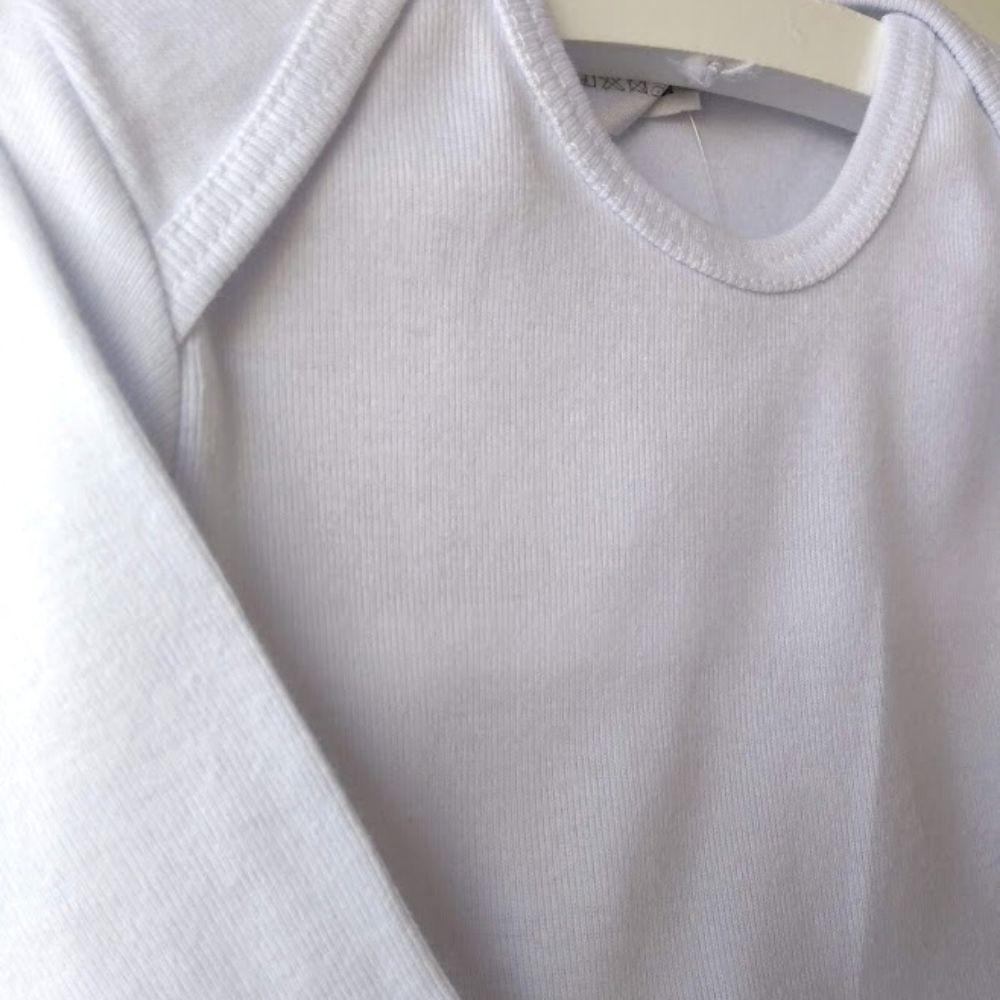 Conjunto Mijão Ml 2pc Canelado Branco