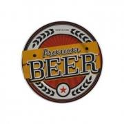 Jogo de Prato Sobremesa Beer - 103 6 peças