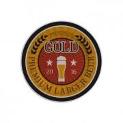 Jogo de Prato Sobremesa Beer - 103 B 6 peças