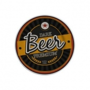 Jogo de Prato Sobremesa Beer - 103 D 6 peças