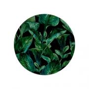 Jogo de Prato Sobremesa Leaves Perola 6 peças