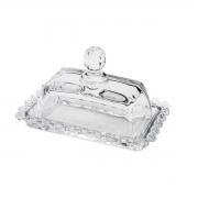 Manteigueira de Cristal Pearl