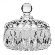 Potiche Louise de Cristal Transparente