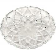 Prato de Cristal Deli Diamond