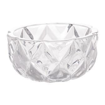 Bowl de Cristal de Chumbo Deli Diamond