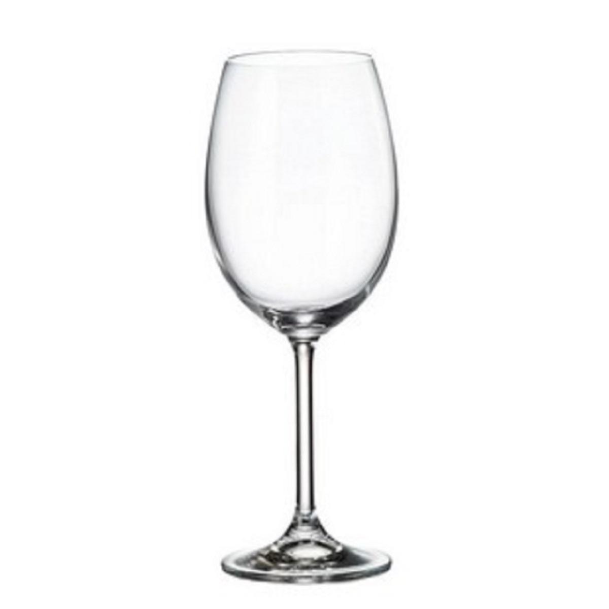 Conjunto Taças Para Vinho Sommelier Titanium 12 peças