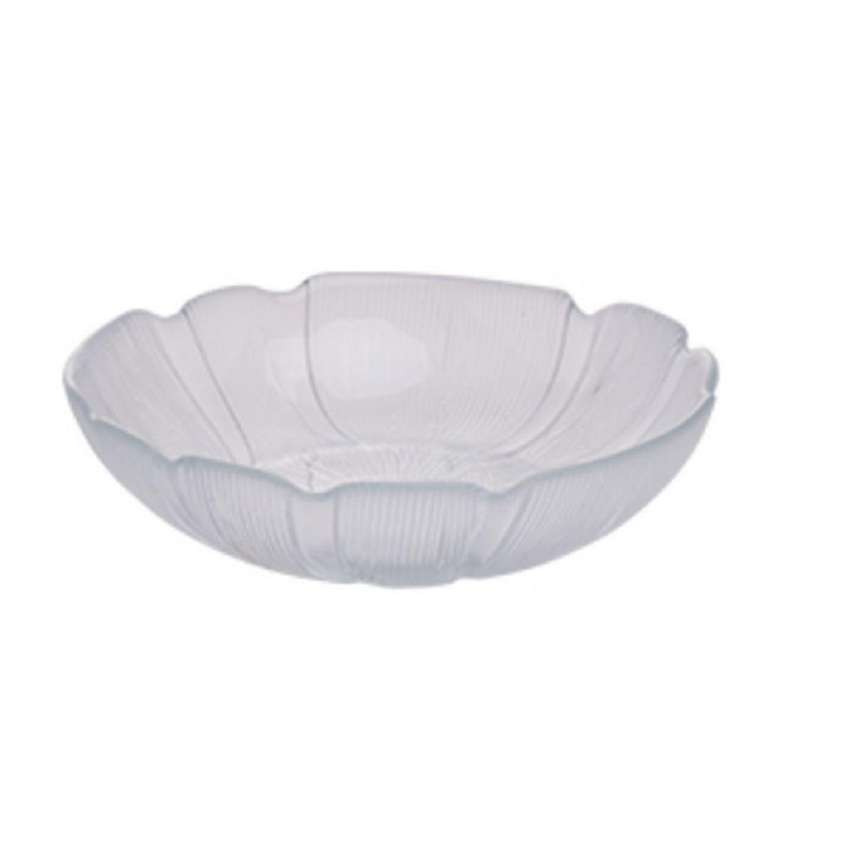 Jogo Bowls de Vidro Sodo-Calcico Flower 6 Peças