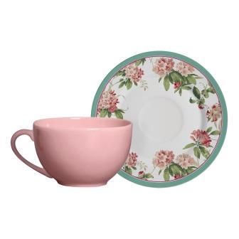 Jogo de Xícaras de Chá Sweet Vintage 6 peças