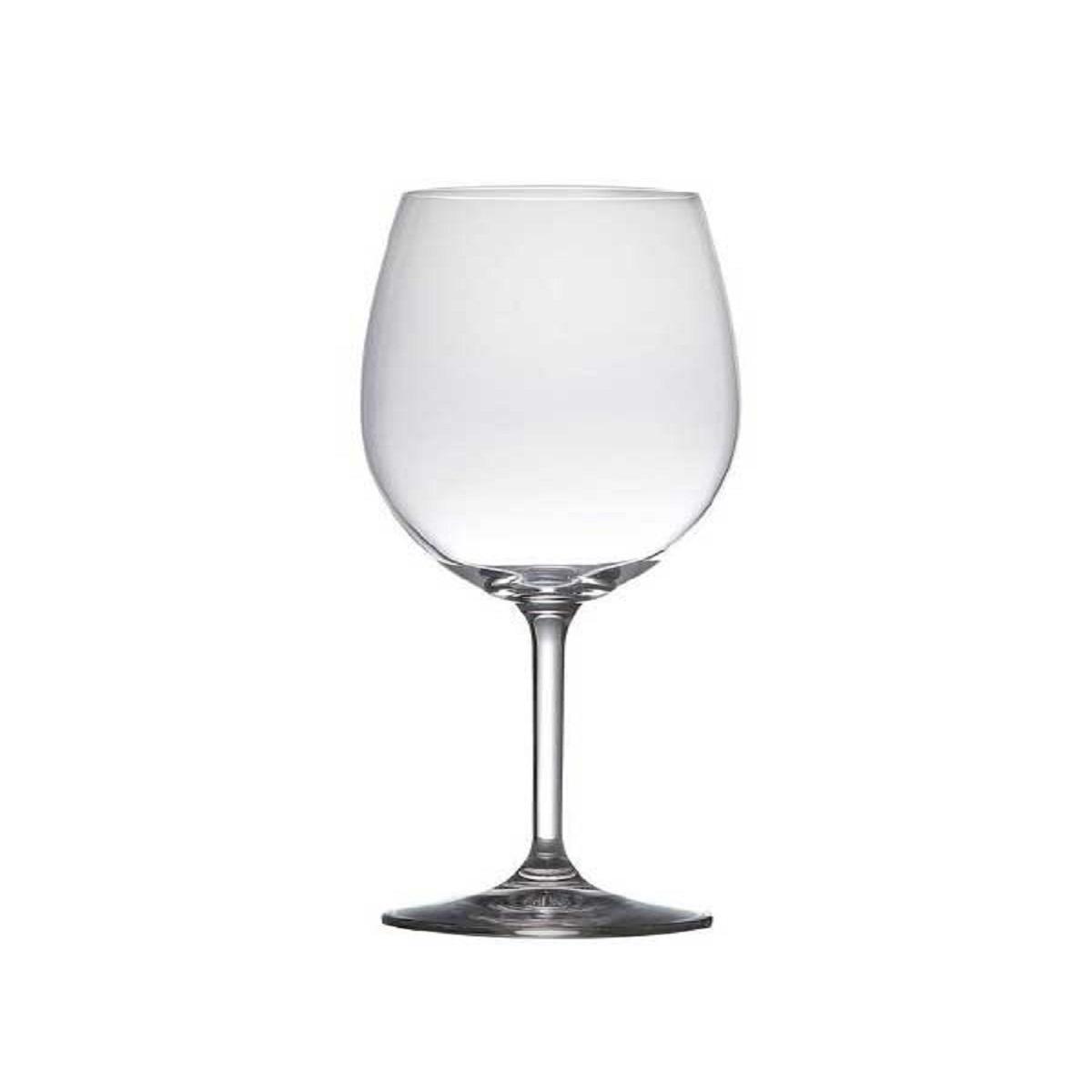 Jogo Taças de Vinho Tinto Gastro 6 peças