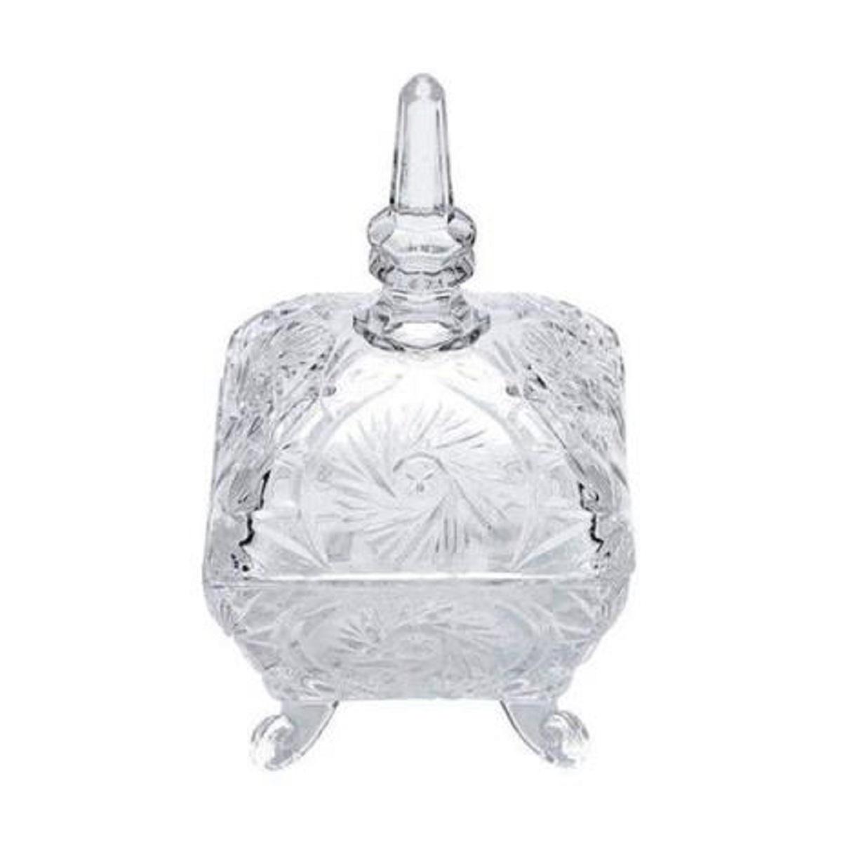 Potiche Cristal Dragon