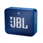Caixinha De Som Jbl Go 2 Bluetooth Original Portátil Azul