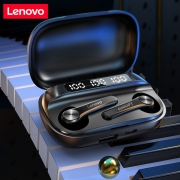 Fone De Ouvido Sem Fio Original Lenovo Qt81 Bluetooth 5.1
