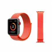 Pulseira Para Apple Watch Nylon 42mm 44mm Series