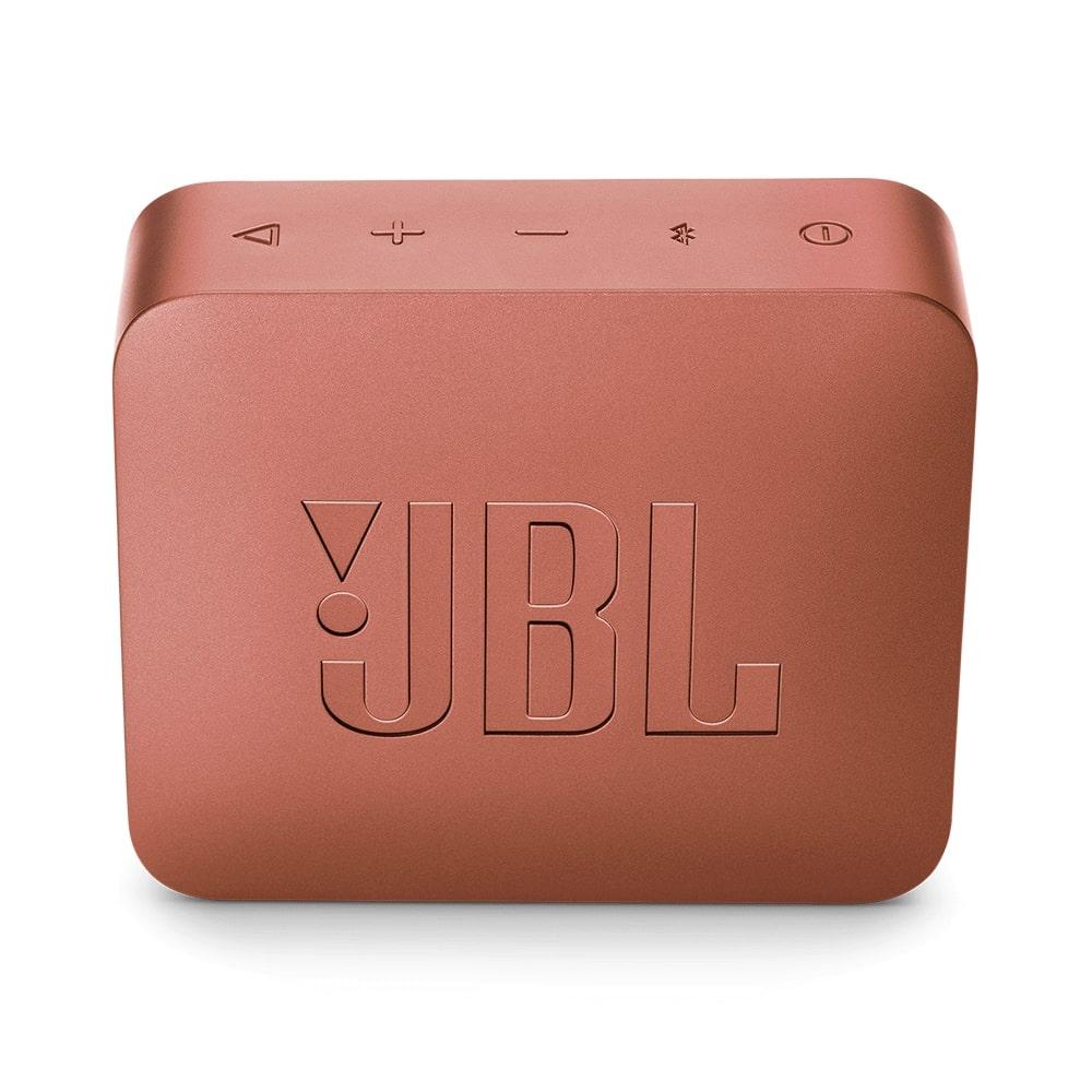 Caixa De Som Jbl Go 2 Original Bluetooth Cinnamon Portátil