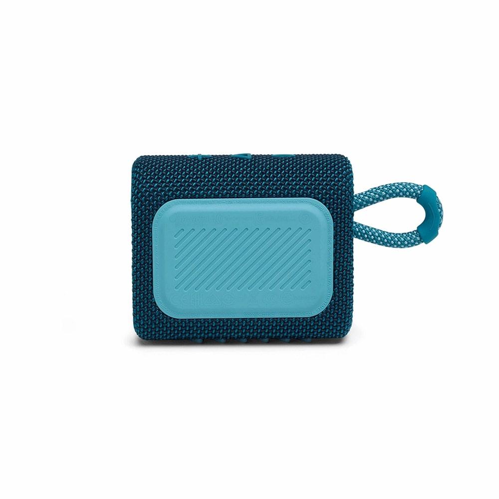 Caixa De Som Jbl Go 3 Bluetooth Original À Prova D'água Blue