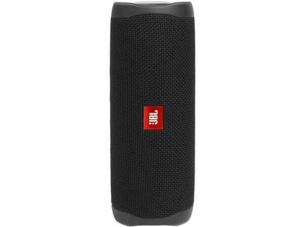 Caixa Jbl Flip 5 Original Com Bluetooth Portátil Black