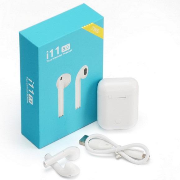 Fone De Ouvido I11 Bluetooth 5.0 Tws Compatível c Todos Sistemas