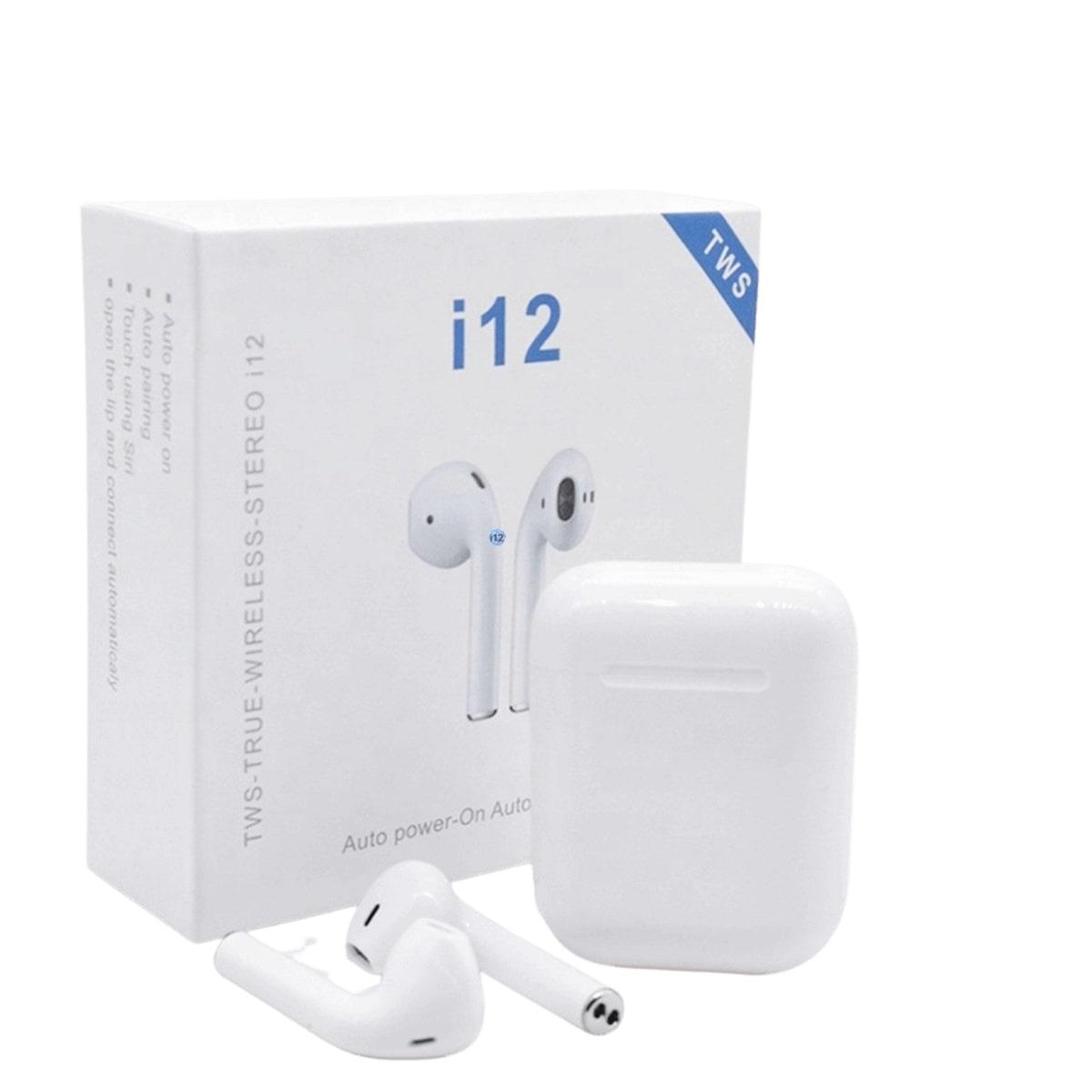 Fone De Ouvido I12 Tws Bluetooth 5.0