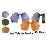 Asa Teia de Aranha Medidas 48 x 31 cm (As cores podem variar) - Bazar Import