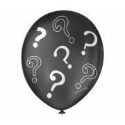 Balão No 11 Chá de Revelação  c/25 un -