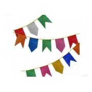 Bandeira plástica 10 metros - Real Seda