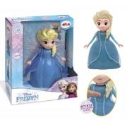 Boneca Elsa Frozen 24cm  - elka