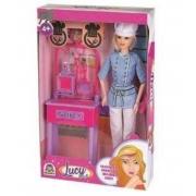 Boneca Lucy Chef - Braskit