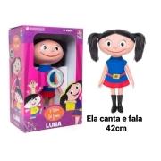 Boneca O Show da Lua - Estrela