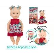 Boneca Papa Papinha - Estrela