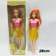 Boneca Shine Princess Fashion - Horizonte