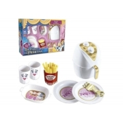 Brinquedo Air Fryer Princesas - Zuca Toys
