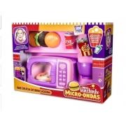 Brinquedo Meu Lanchinho Microondas  - Zuca Toys