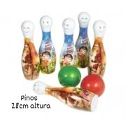 Brinquedo Super Boliche Divertido MC Medida 28 cm - Brinquemix