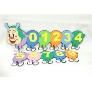 Centopéia Números em EVA - Pet Toy