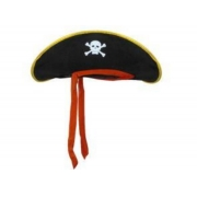 Chapéu Pirata -