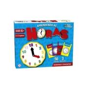 Jogo Aprendendo as Horas - Pais e Filhos