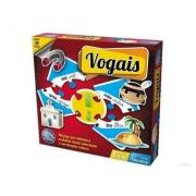 Jogo Brincar De Aprender As Vogais Pais e Filhos