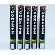 Lança Confete Colorido 38cm un -