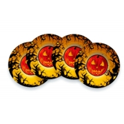 Prato Halloween c/8 unidades - Festança