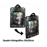 Quadro Holografico 30x 20 - Bazar Import