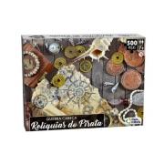 Quebra-Cabeça 500 peças Relíquias do Pirata - Pais e Filhos - Pais & Filhos