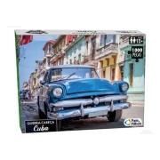 Quebra Cabeça Cuba 1000 peças -