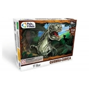 Quebra Cabeça T-Rex 150 Peças