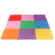 Tapete Liso c/9pcs 30x30cm - Pet Toy