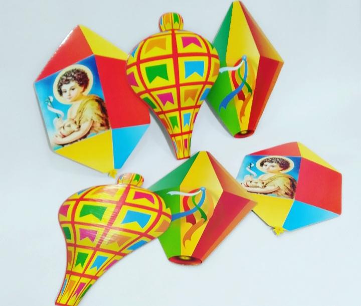 Balão Sortido c/6un - Festança