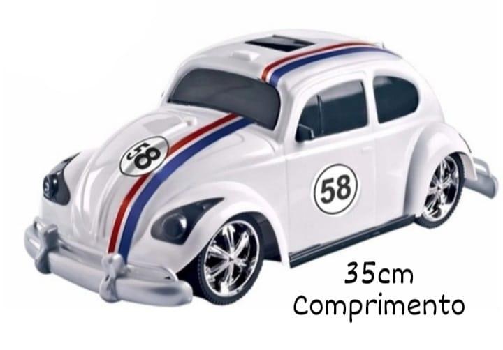 Brinquedo Hobby Retrô Concept Car Medida 35 cm - Brinquemix