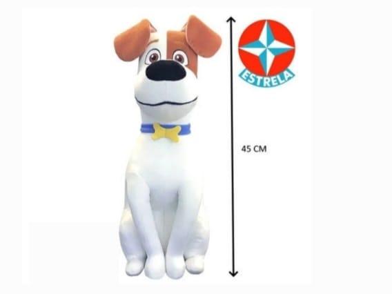 Brinquedo Max Pelúcia Petz2 Medida 45 cm  - Estrela